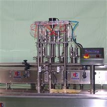 浩超定制大型喷鼻剂灌装机