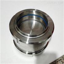 廠家直銷不銹鋼衛生級焊接管道止回閥