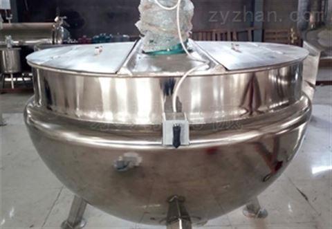 蒸汽加热夹层锅