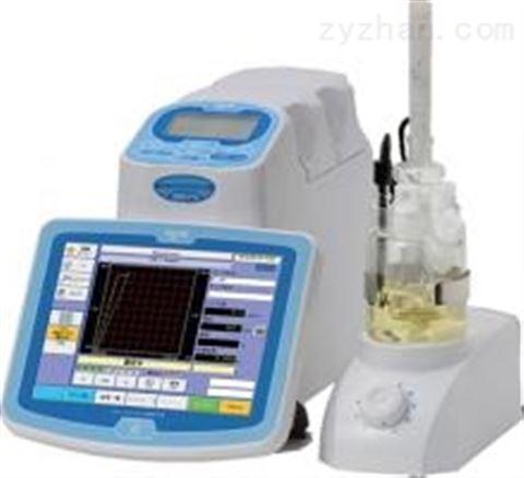 卡尔-费休氏法水分仪[库仑滴定法] MKC-710D