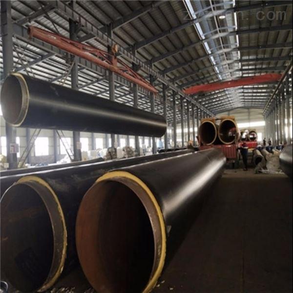 管径325聚氨酯预制热水直埋式输送保温管