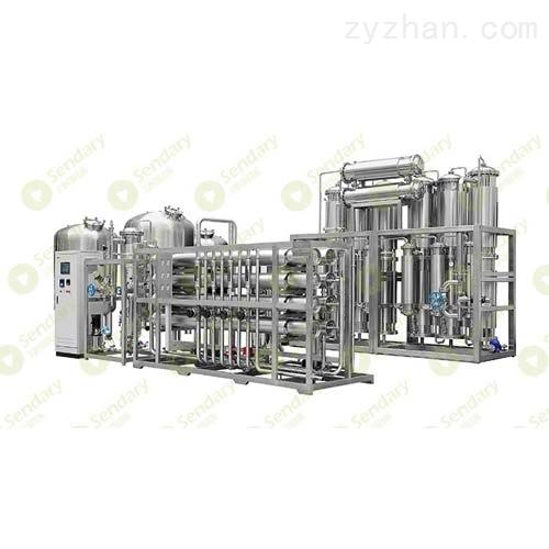 医疗器械行业纯化水设备的定制流程