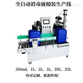 各类消毒液灌装机