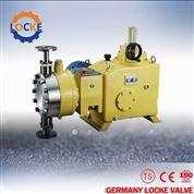 進口液壓隔膜計量泵 (工作原理 技術參數)