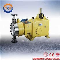 进口液压隔膜计量泵 (工作原理 技术参数)
