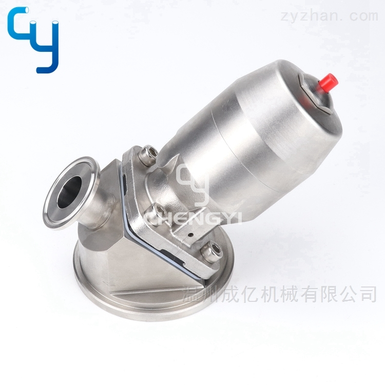 不锈钢气动罐底隔膜阀