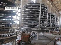 2200*12層真空盤式連續干燥機再下訂單