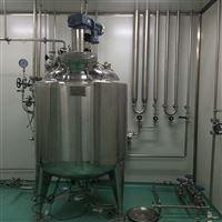 攪拌儲罐廠家配液罐飲料果汁藥液調配罐