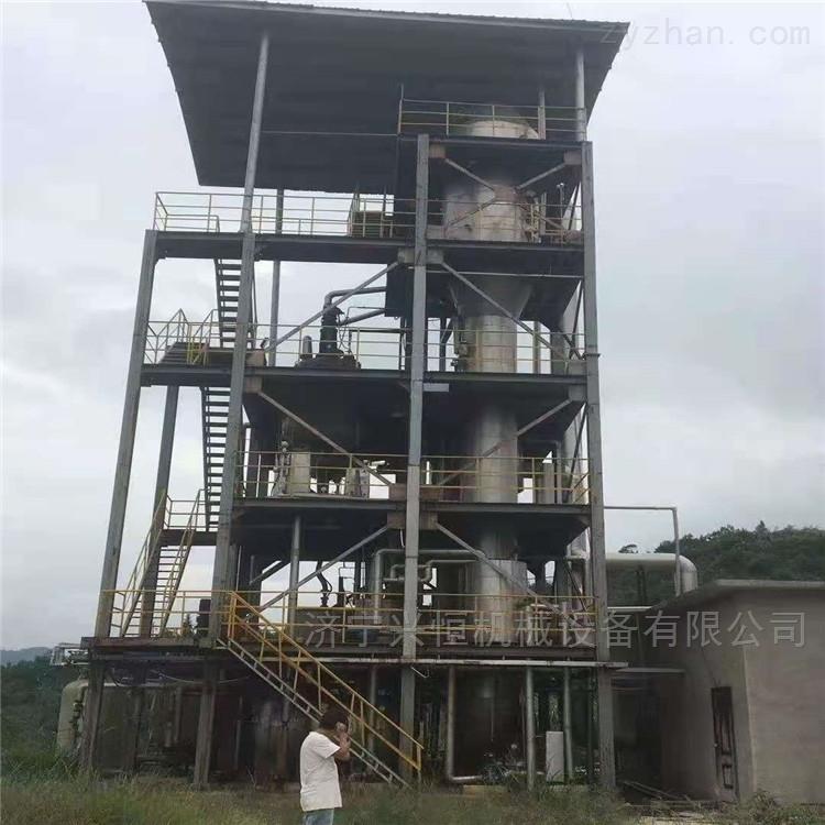 出来二手钛材MVR三吨强制循环蒸发器
