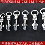 衛生級吊環人孔規格 304不銹鋼人孔配件全套