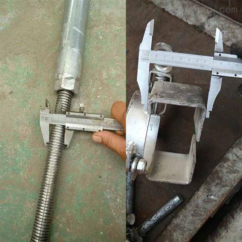 矿用防倒装置硬链接保护支柱每一天