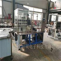 青州灌装旋盖机/50毫升液体灌装轧盖机品牌