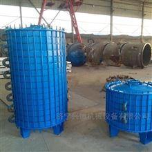 搪瓷片式冷凝器玻璃冷凝换热器化工制药设备