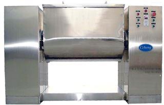 干粉槽形混合机