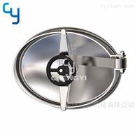内开式卫生级椭圆人孔MH29