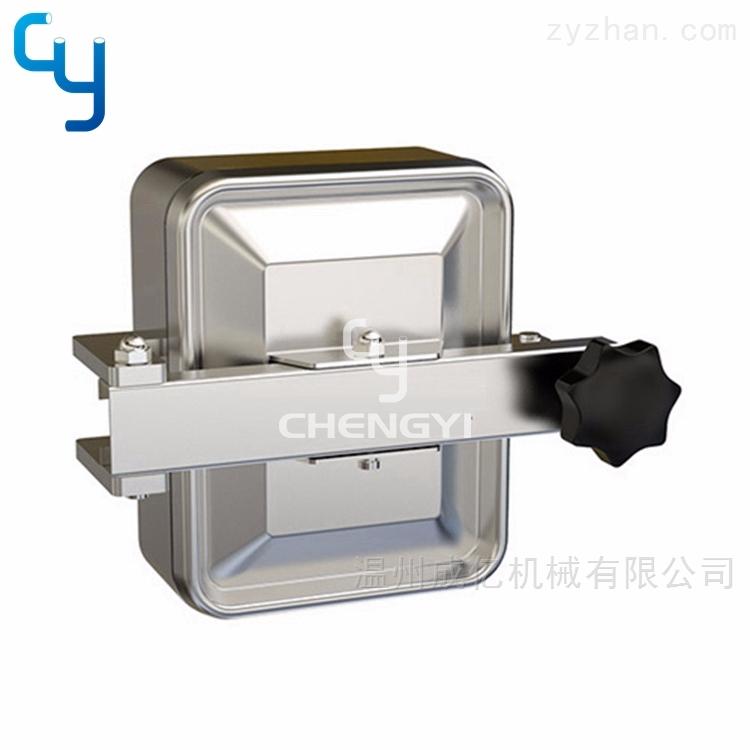 卫生级矩形常压人孔MH35