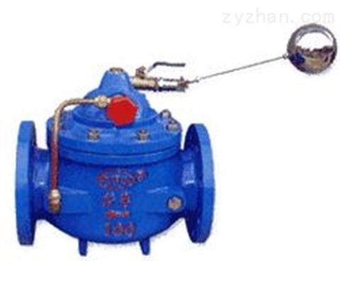 100X水力遥控浮球阀