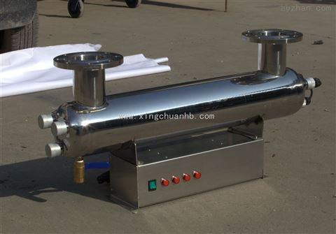 SZX-7不锈钢过流式紫外线消毒器
