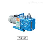 2XZ-6C直联旋片式真空油泵