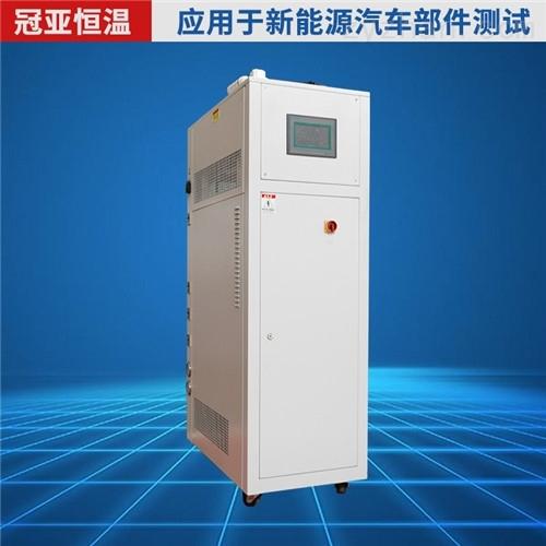 有刷高速电机冷却系统