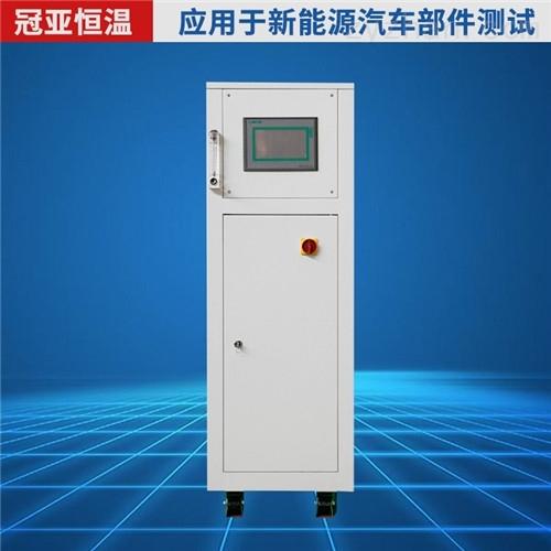 纯电驱动系统冷却系统