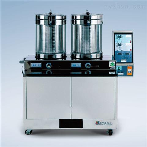 YJX20/2+1C东华原常压循环2+1煎药包装一体机