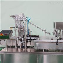 HCOGX-30/150型口服液、糖漿灌裝頭數可調灌裝生產線