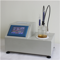 库仑法微量水分测定仪