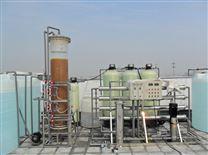 2T/H全自動超純水設備