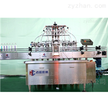 HCL20-70全自动八头直线式灌装机直销