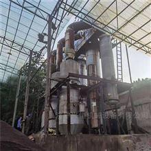 二手13吨三效316材质结晶蒸发器