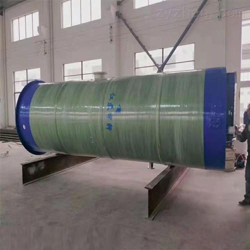 福州一体化(污水)提升泵站