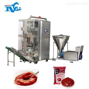立式番茄酱包装机