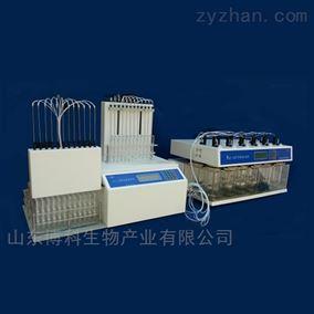 ZQY-12智能取样仪(含 RCZ-12 型 药物溶出度仪)
