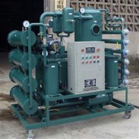 通瑞TR/ZJR再生净化式双级高效多功能真空滤油机TR/ZJR-30