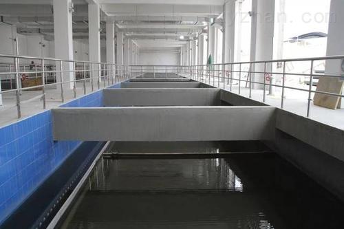 二级沉淀池