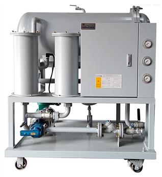 HCP系列透平油聚结分离式滤油机