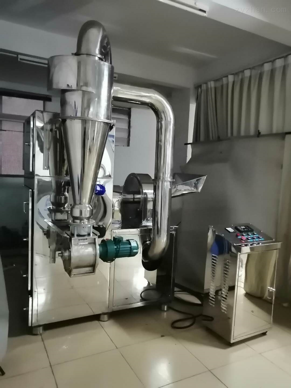 大型不銹钢食品化工脈衝除塵粉碎機组