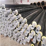 硬质聚氨酯预制直埋热水保温管