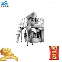 膨化食品氮气包装机