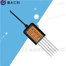 建大仁科电导率土壤温度水分PH变送器