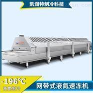 KRT/YDS-1.25/9隧道式液氮速冻机