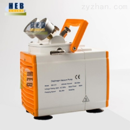 隔膜真空泵(防腐型)