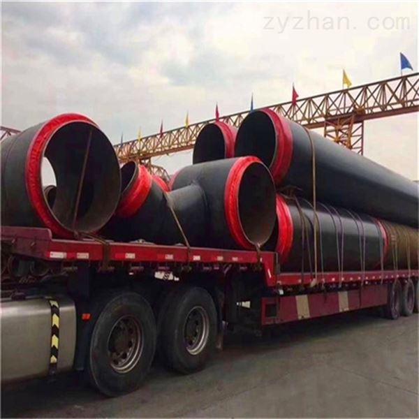 管径720塑套钢地埋蒸汽保温管