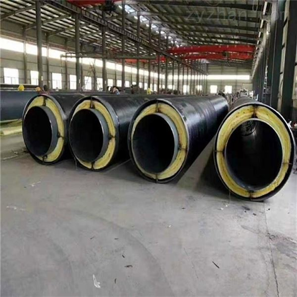 高密度聚乙烯热力外护保温管