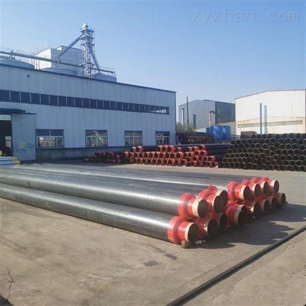 高密度聚乙烯热水防腐保温管