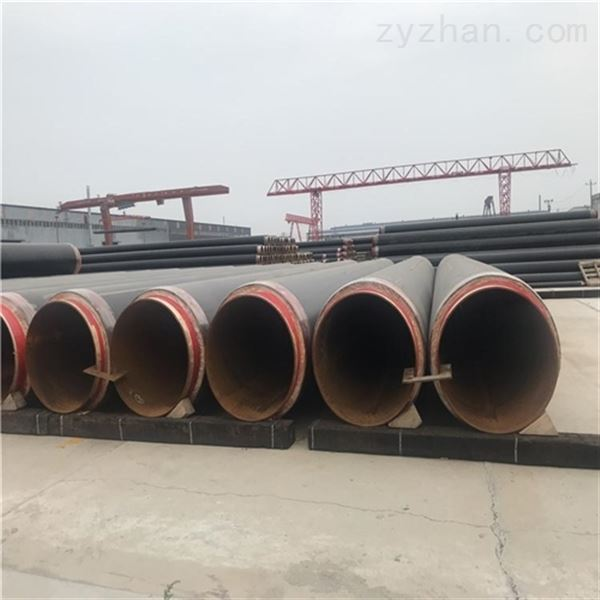 集中供热聚氨酯防腐蒸汽保温管