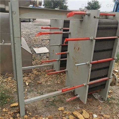 二手板式换热器连接