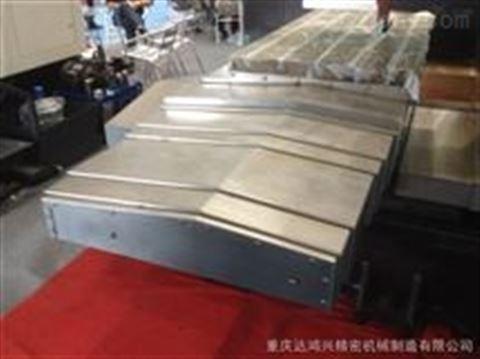 重庆钢板伸缩防护罩