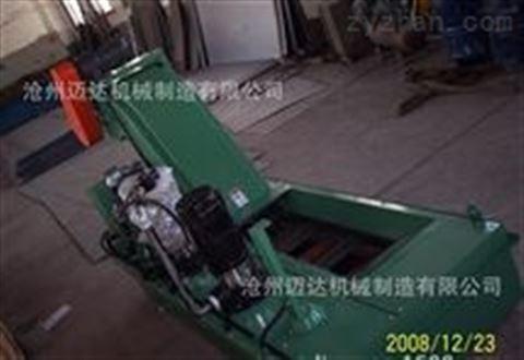 机床刮板式排屑机